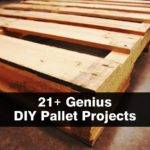 Genius Diy Pallet Projects