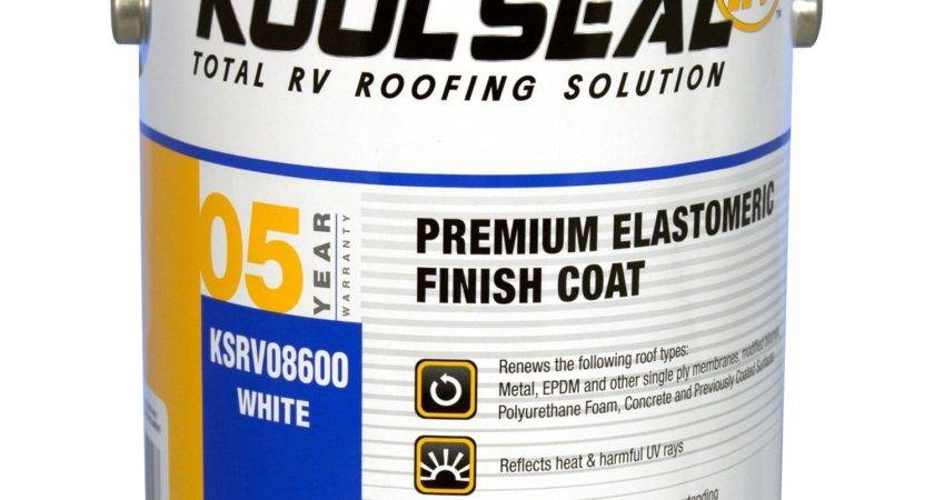 Geocel Premium Elastomeric Roof Coating