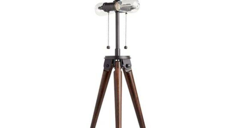 Gibson Tripod Table Lamp Pottery Barn