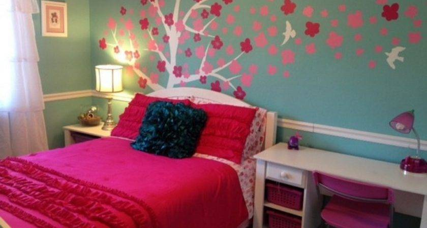 Girl Bedroom Diy Designs Teenage Room Decor Ideas