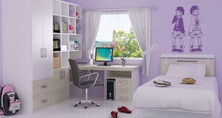 Girls Bedroom Decor Ideas Small