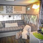 Glamper Trailer Traditional Living Room