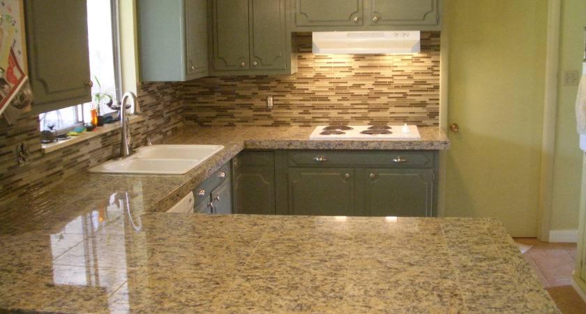 Glass Tile Kitchen Backsplash Special Only
