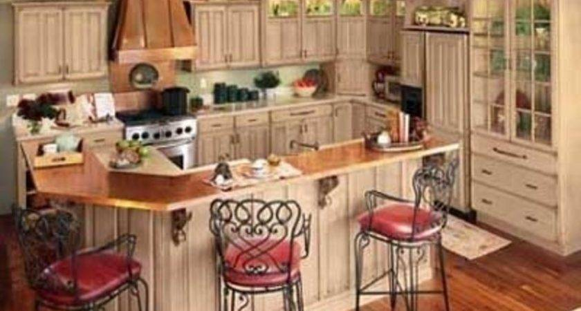 Glazed Kitchen Cabinets Diy Antique Painting