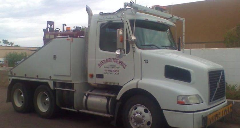 Gleeson Mobile Home Service Transport