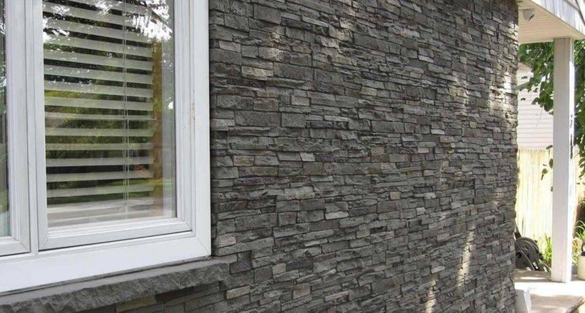 Glomorous Outdoor Brick Veneer Siding Before After