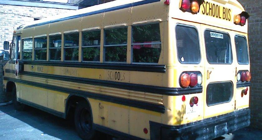 Gmc Blue Bird Bus Sale