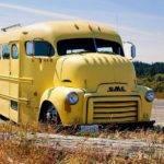Gmc Old Skool Bus
