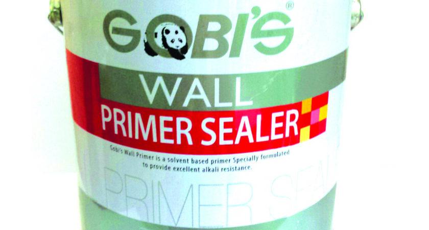 Gobis Paint Gobi Wall Sealer Primer