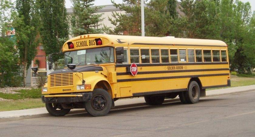 Golden Arrow School Buses