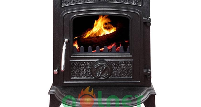 Golner Small Wood Stove Room Heating Cast Iron