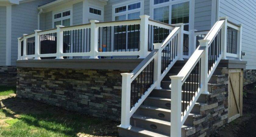 Good Bad Inexpensive Deck Skirting Ideas