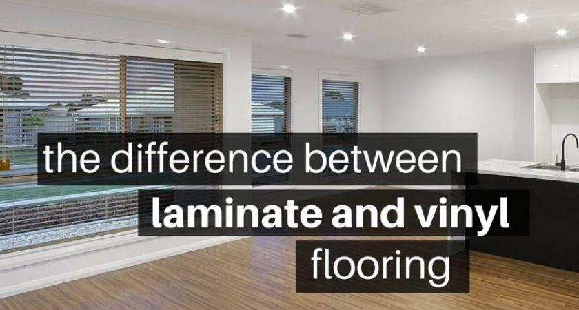 Good Difference Between Laminate Vinyl Flooring