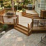 Good Looking Design Ideas Deck Patio