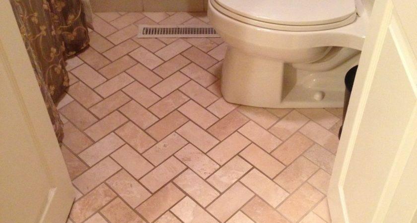 Good Tile Bathroom Floor