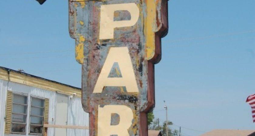 Goodbye Auld Lang Signs Hometown Handlebar