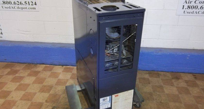 Goodman Used Central Air Conditioner Gas Furnace Gmp
