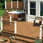 Gorgeous Decks Patios Hot Tubs Interior
