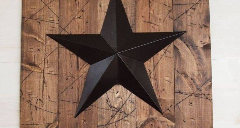 Gorgeous Star Wall Decor Design Decoration Set