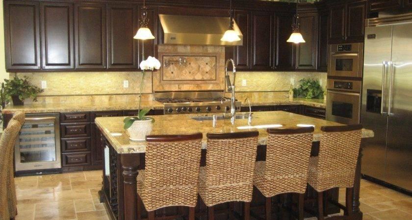 Gourmet Country Kitchen Designs Home Decor Interior