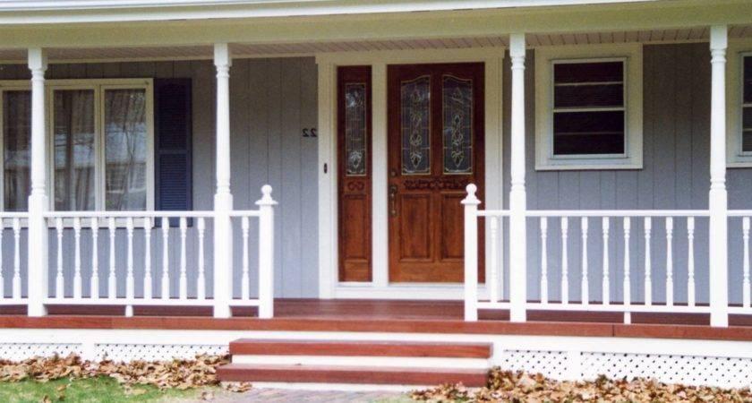 Grab Wonderful Different Types Porches