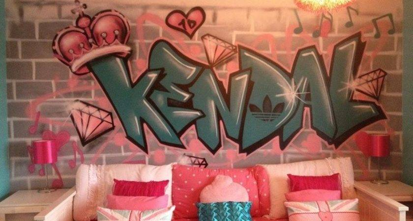 Graffiti Give Character Your Home