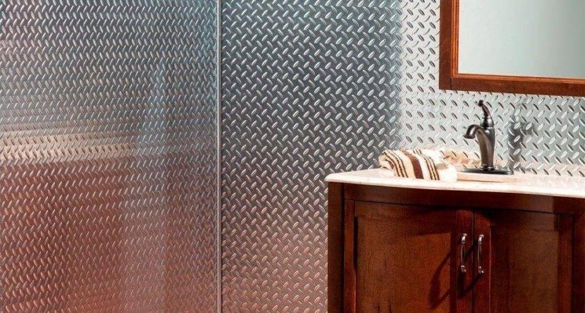 Grand Bathroom Plastic Wall Panels Home Design