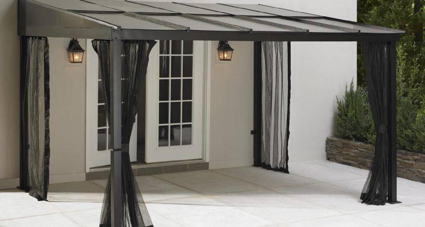 Grand Resort Mural Add Room Gazebo Limited