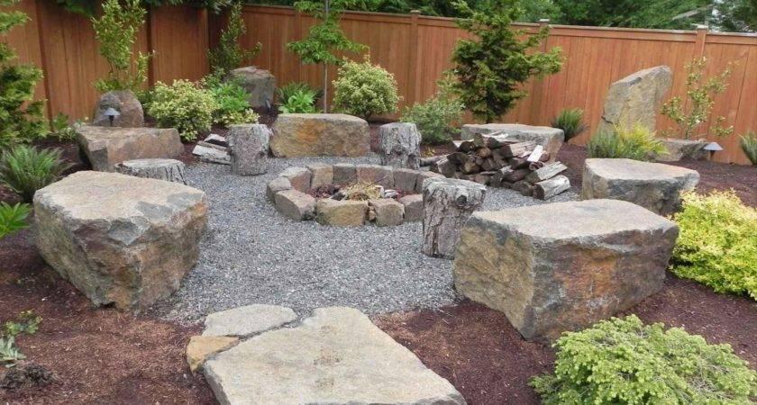 Gravel Backyard Landscaping Royalrumble Results