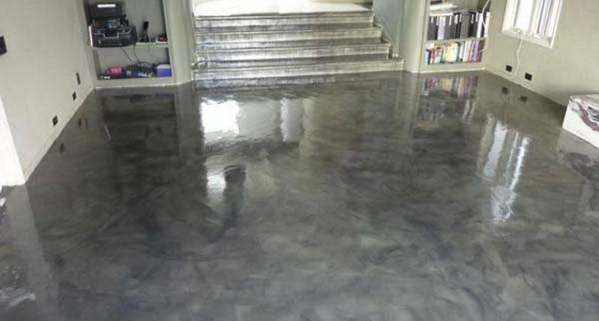 Gray Basement Floor Paint New Home Design