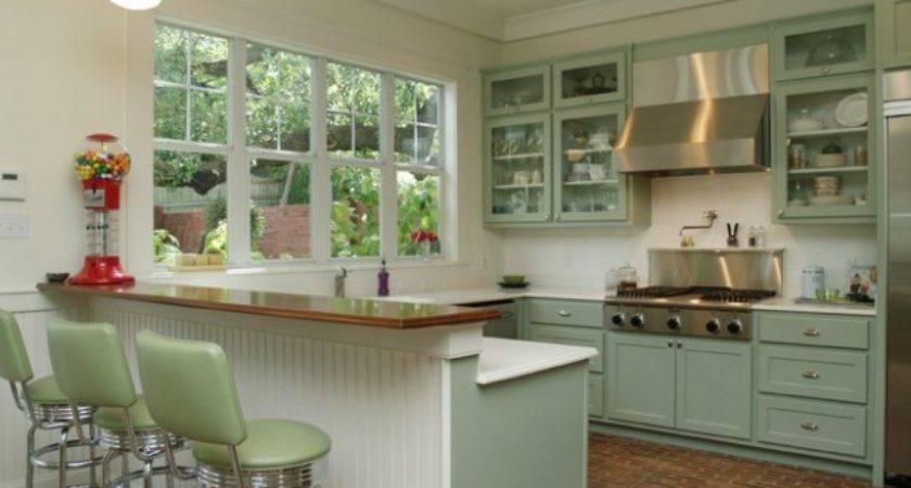 Great Kitchen Design Ideas Retro Style