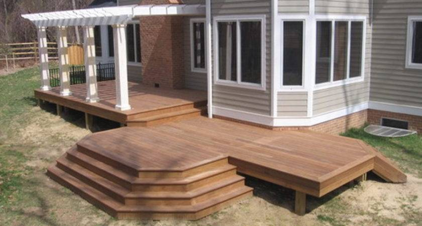 Great Knowledge Deciding Build Wood Decks Without