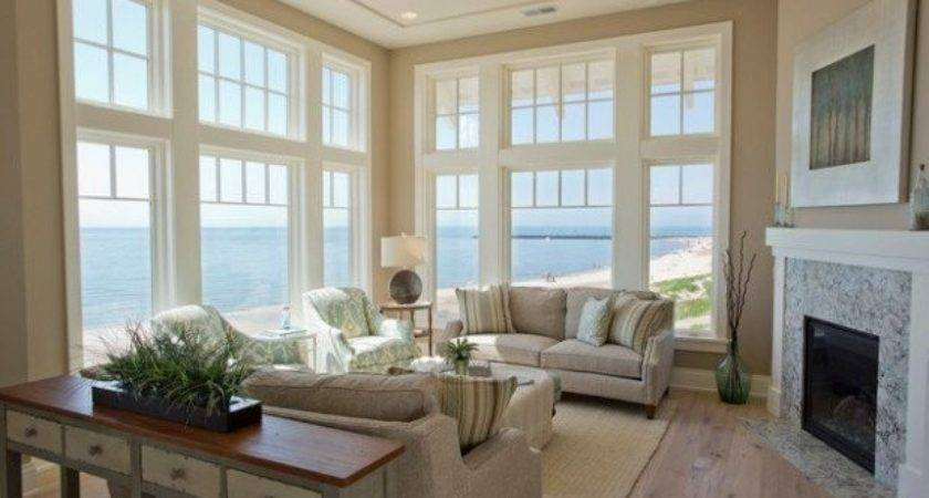Great Living Room Design Ideas Beach Style