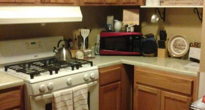 Great Mobile Home Kitchen Makeovers Living