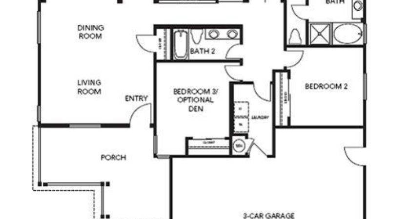 Great Room Kitchen Floor Plans Homes