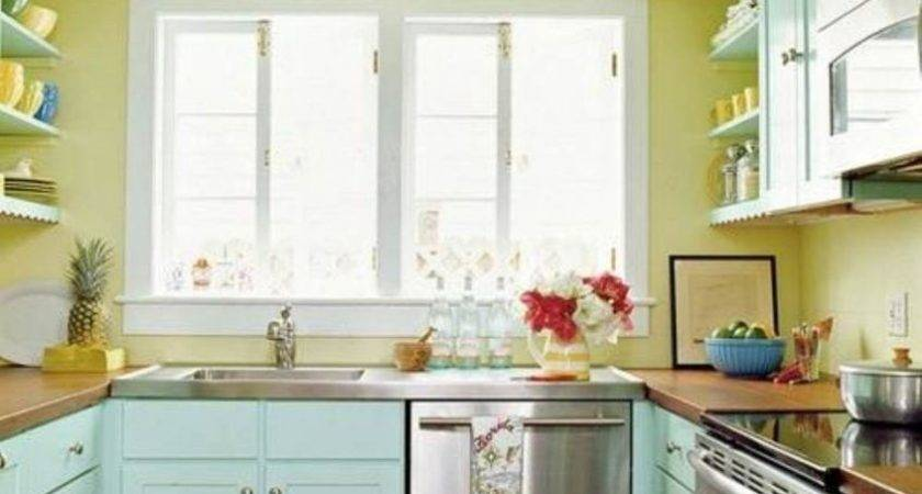 Great Small Kitchen Ideas Top Material Designed Your