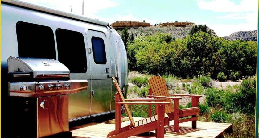 Great Vintage Travel Trailer Campgrounds
