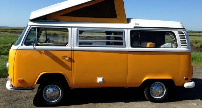 Great Volkswagen Westfalia Camper Bus