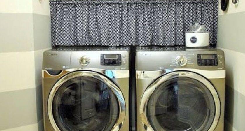 Great Way Hide Gap Between Washer Dryer