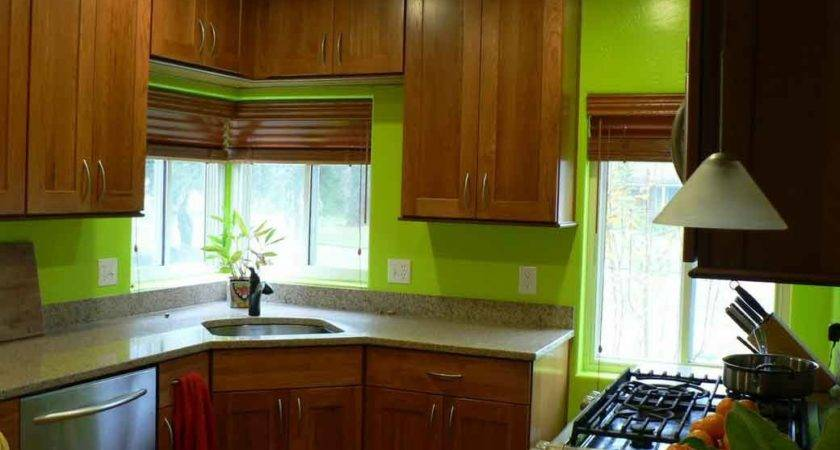 Green Kitchen Wall Colors Kitchentoday
