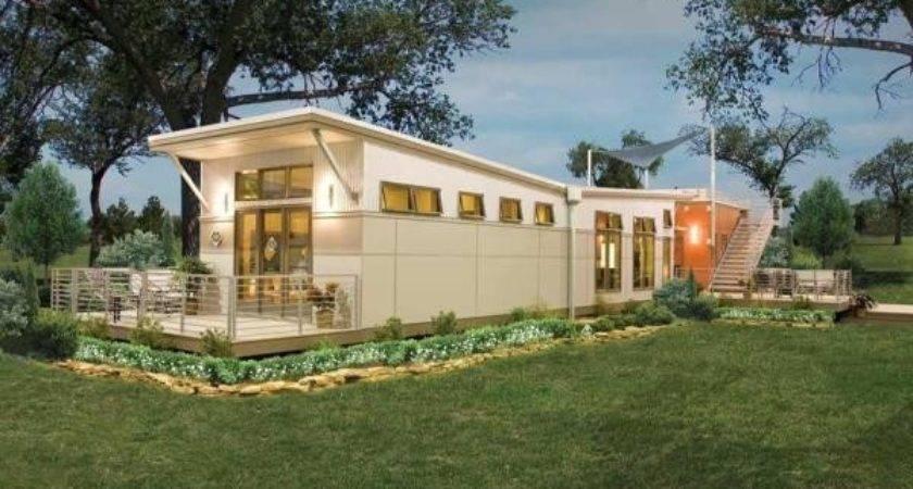 Green Modular Home Plans Modern
