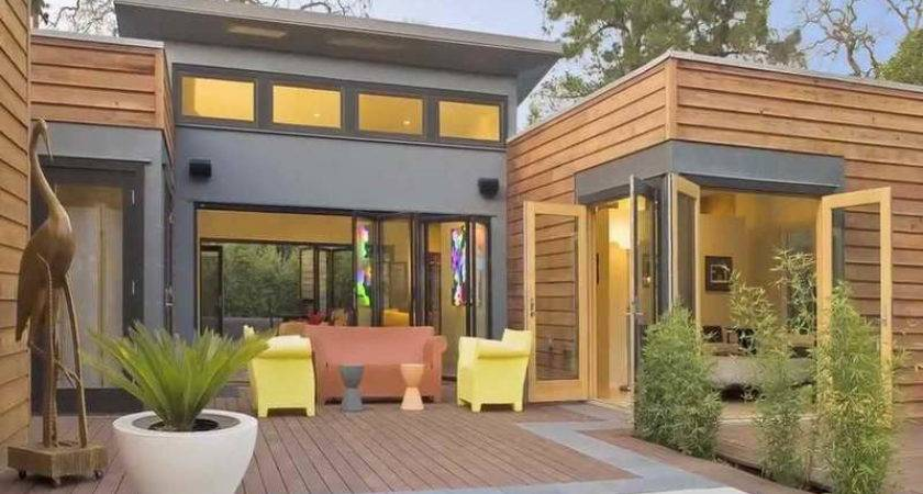 Green Prefab Homes Deck Bestofhouse