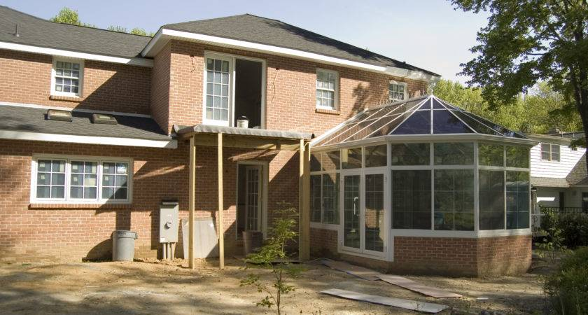 Greenhouse Addition House Architectural Designs