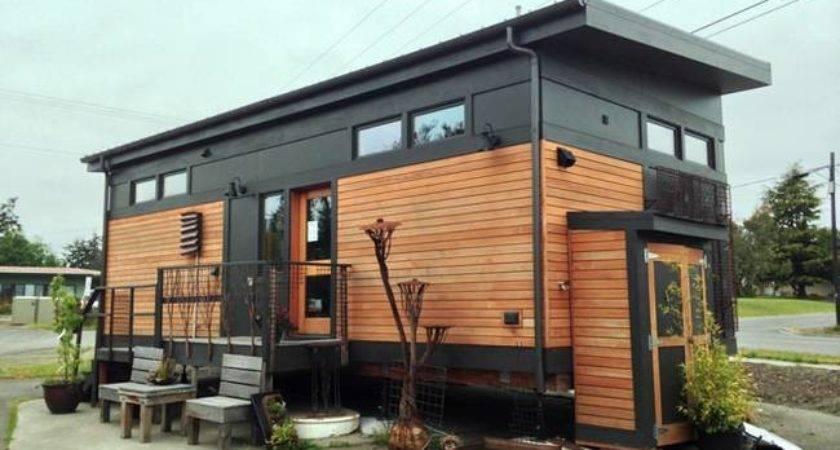 Greenpod Waterhaus Tiny Prefabricated