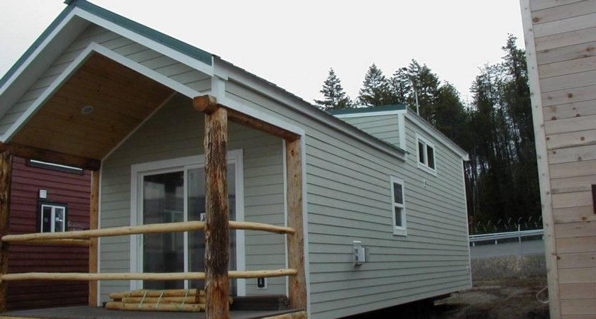 Grey Hardie Plank Siding Lake Cabin Square Feet