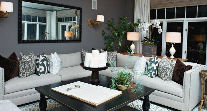 Grey Living Room Decor Dgmagnets