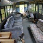 Group College Students Transformed Old Bus Into
