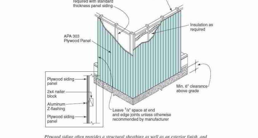 Guide Installing Wood Wall Siding House Exterior