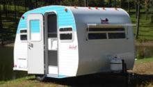 Guide Retro Style Campers Travel Trailers