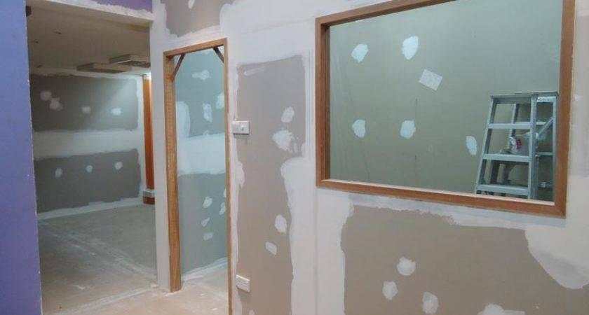 Gypsum Board Partition Wall Installation Manufacturer